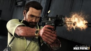 Max Payne 3 - Going After the Girl Trailer
