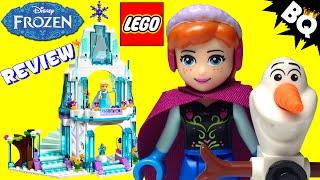 Lego Frozen Elsa's Sparkling Ice Castle 41062 Disney Princess Review