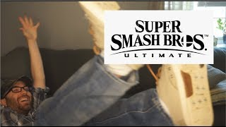 Shesez Reacts to Super Smash Bros. Ultimate