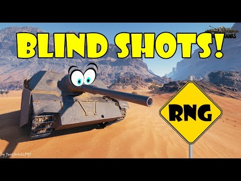 World of Tanks - Funny Moments | BLIND SHOTS & RNG MOMENTS! (WoT, May 2018)