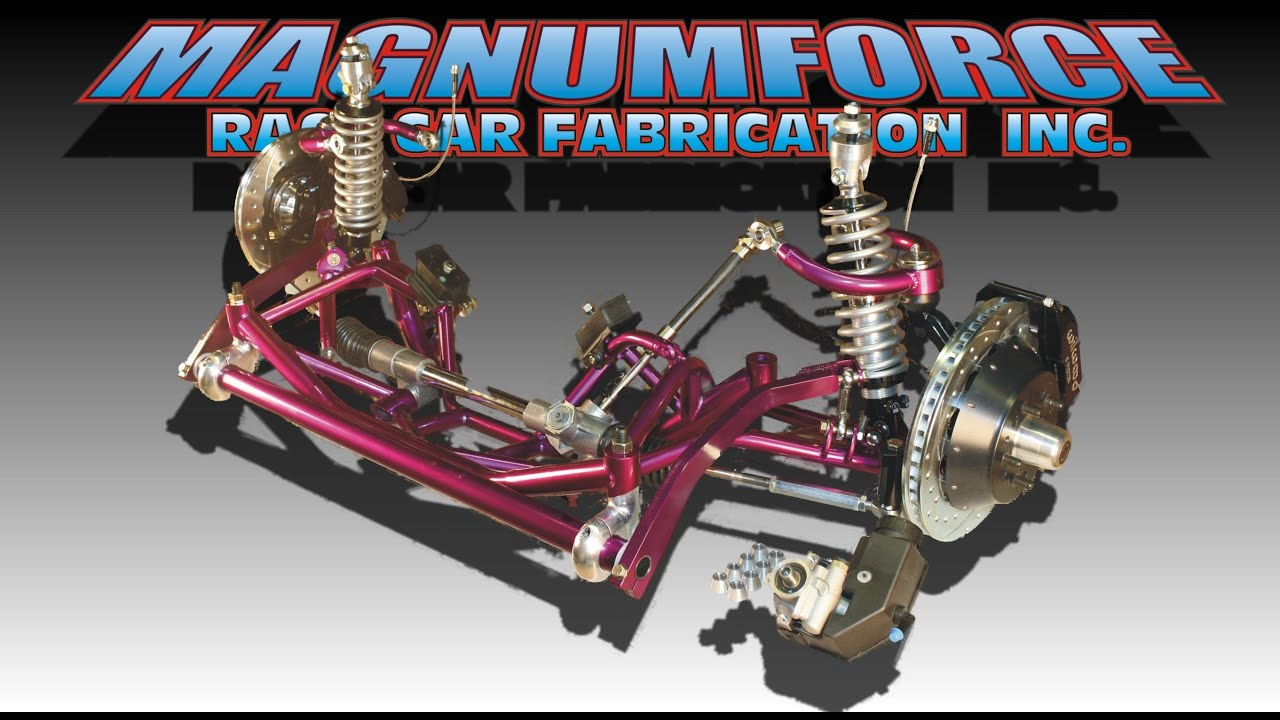 Magnum Force Xrt Tubular Suspension Youtube