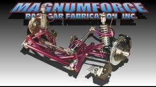 Magnum Force XRT Tubular Suspension