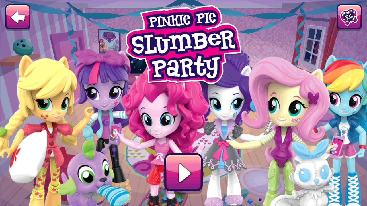 My Little Pony Equestria Girls Games Play Games Kids