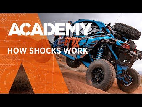 ACADEMY #6: How Shocks Work | FOX
