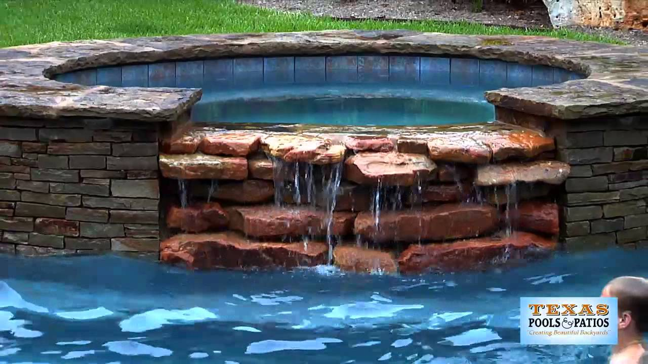 Featured Pool And Spa, Texas Pools And Patios