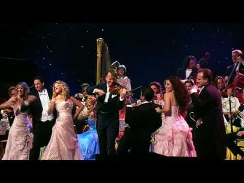Andre Rieu I could have Danced all night and With a Little bit of luck