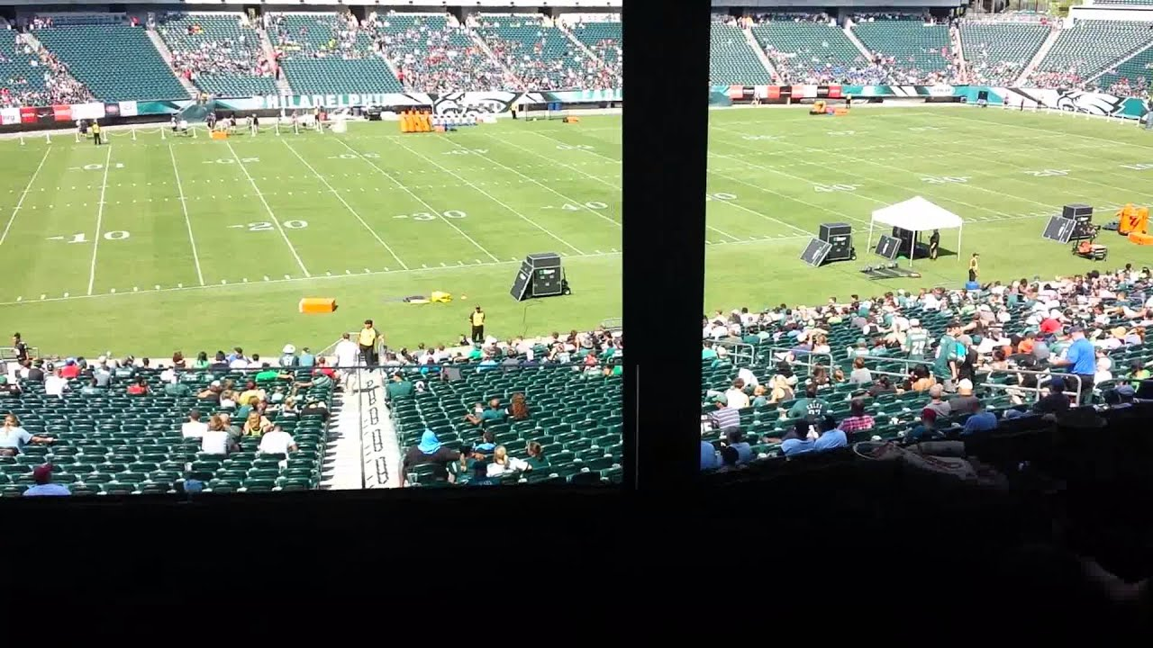 youtube field luxury suite lincoln annuities financial watch eagles
