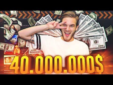 Сколько Денег РЕАЛЬНО Зарабатывают Блогеры На YouTube?!