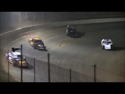 Sport Mod Feature from Atomic Speedway, October 6th, 2018. - dirt track racing video image