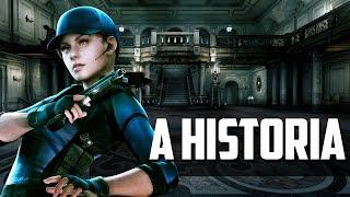 A História de Resident Evil 5: Lost in Nightmares - Enredo com Spoilers