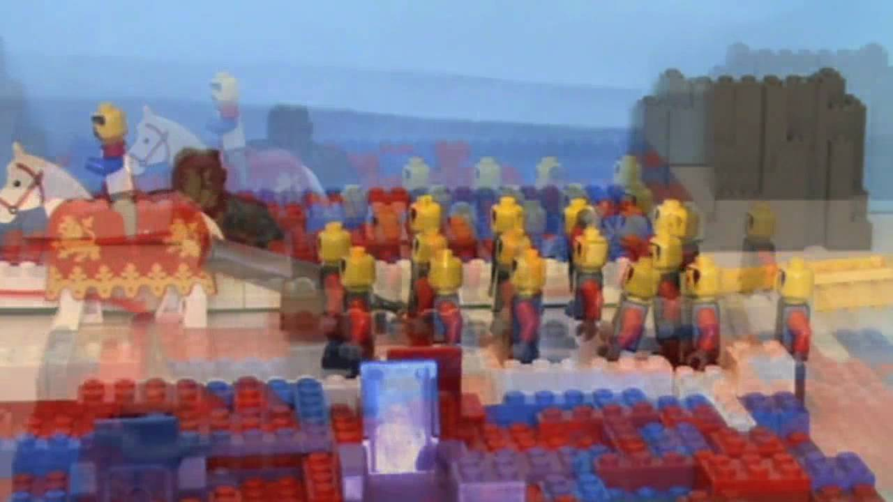 lego bible parting of the red sea youtube