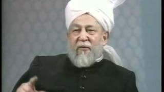 Liqa Ma'al Arab #133 Question/Answer English/Arabic by Hadrat Mirza Tahir Ahmad(rh), Islam Ahmadiyya