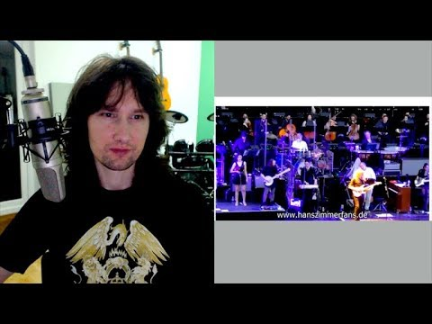 British guitarist reacts to Guthrie Govan's live nightmare scenario!