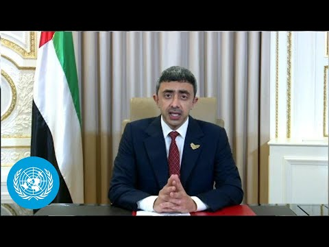 🇦🇪 United Arab Emirates - Minister For Foreign Affairs Addresses General Debate, 75th Session