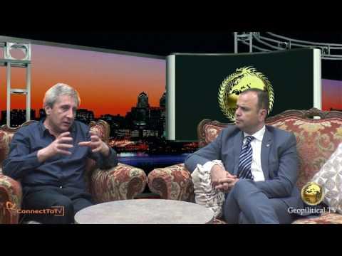 GEOPOLITICAL TV | Zareh Sinanyan | Karen Galstyan 3/10/2017