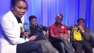 Gohou, Djigbet Cravate and Maman sur france 24 streaming