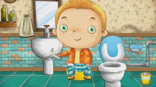 Potty Training Learning with the animals - The story app for boys and girls