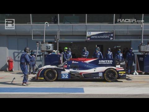 ELMS: Filipe Albuquerque Monza Test Report