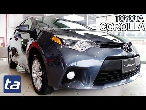 Toyota Corolla 2014 En Peru Video En Full Hd Todoautos Pe Youtube