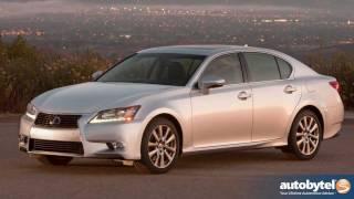 Lexus  GS 2013 Videos