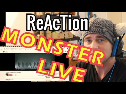 Reaction To Monster Live EXO The EXO'rDIUM In Japan Concert // Review