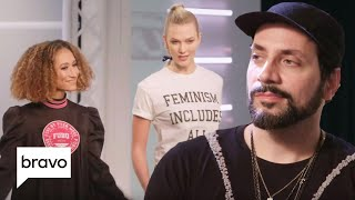 Turning Fashion Into A Statement | Project Runway | Season 17 Episode 10