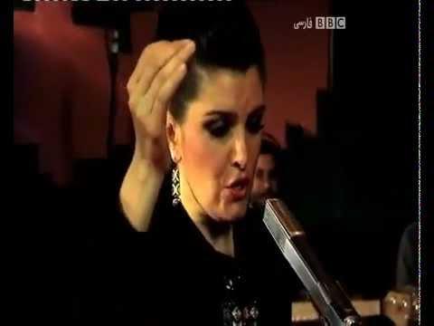 Parisa Arsalani - Sari Gelin ( in BBC )