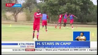 Harambee Stars players prepare to meet Ghana | KTN News Sports