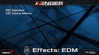 Vengeance Producer Suite - Avenger - Effects: EDM XP Demo
