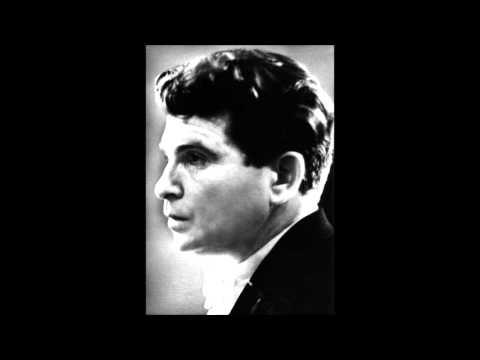 Tchaikovsky - Piano sonata in c sharp minor - Gilels