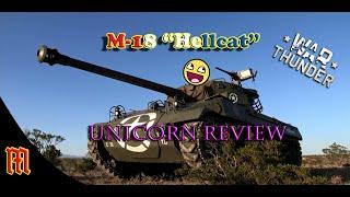 War Thunder: M18 Hellcat Super Unicorn Review