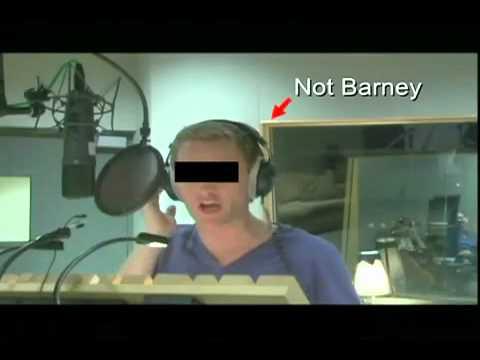 barney stinson s awesome resume