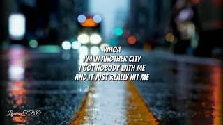 QUITE MISS HOME - James Arthur (Lyrics)