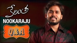 kerintha movie nookaraju exclusive q a   sumanth ashwin   sri divya   dil raju   mickey j meyer