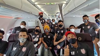 Watch KXIP Captain KL Rahul Along With KXIP Team Reached UAE For IPL 2020