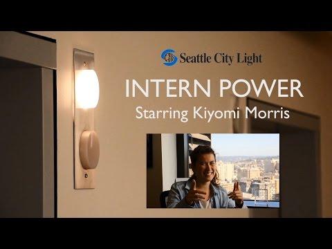 Seattle City Light - Intern Power with Kiyomi Morris