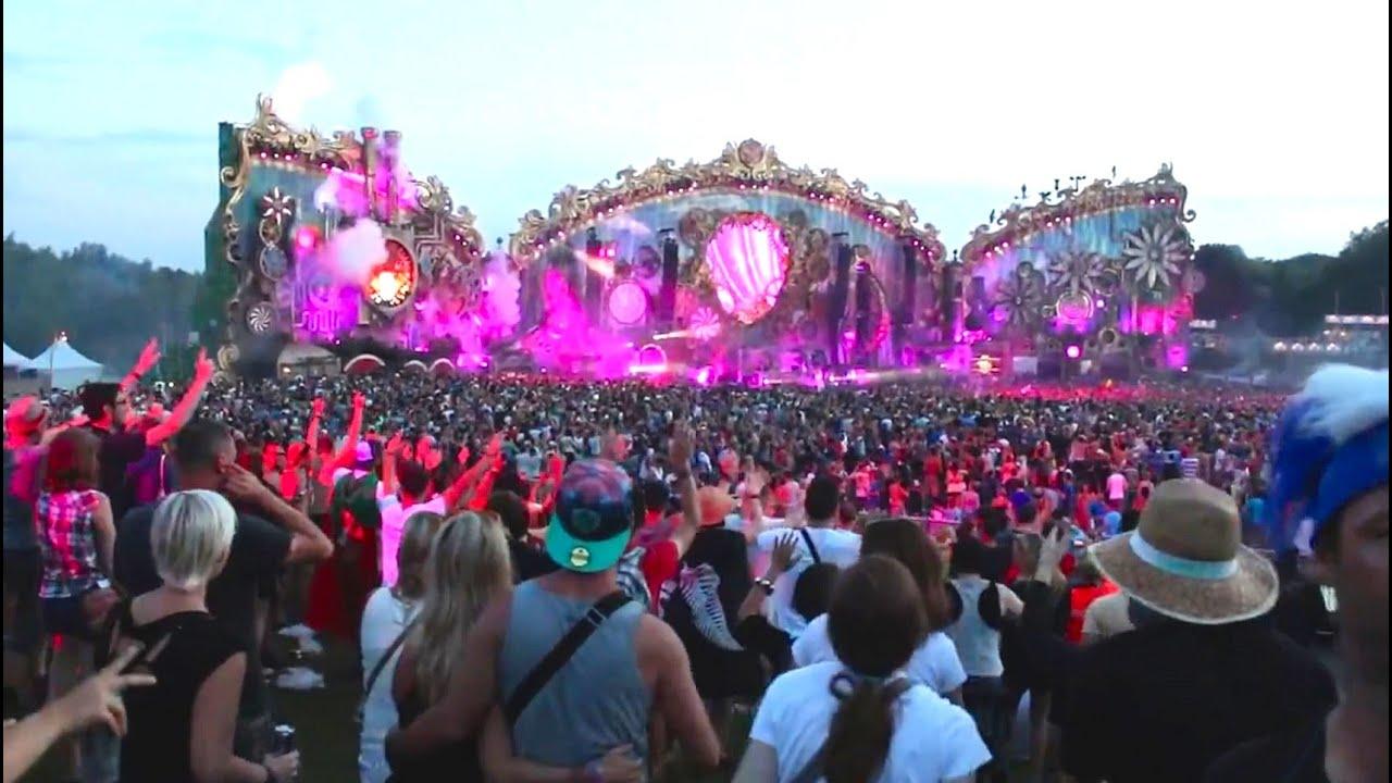 Festival de Música Electrónica Tomorrowland