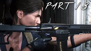 THE EVIL WITHIN 2 Walkthrough Gameplay Part 18 - Torres (PS4 Pro)