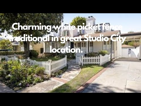Beautiful home for sale at 4525 wortser ave studio city for Homes for sale in studio city