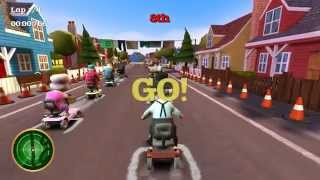 Coffin Dodgers gameplay PC