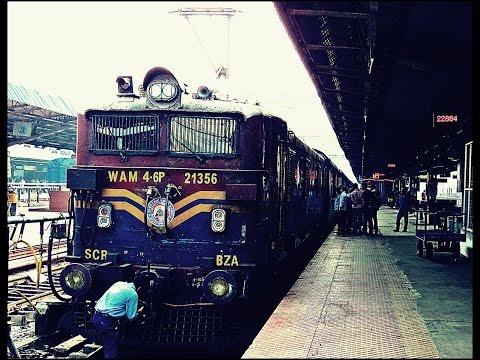 Yeswantpur- Puri Garibrath : Full Journey Compilation