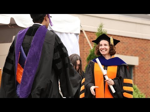 UVA Law 2017 Commencement