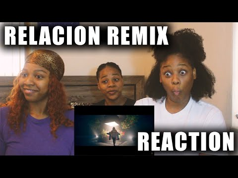 Sech, Daddy Yankee, J Balvin ft. Rosalia, Farruko – Relacion Remix | Reaction
