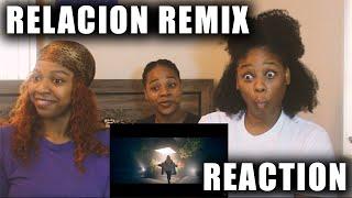 Sech, Daddy Yankee, J Balvin ft. Rosalia, Farruko - Relacion Remix | Reaction