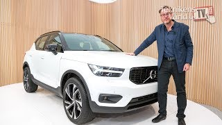 A closer look at the Volvo XC40 (with interview in English)