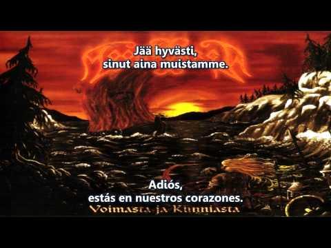 Moonsorrow - Sankaritarina (Subtítulos en Español)