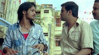 Nakul breaks Santhanam's love - Kandha Kottai