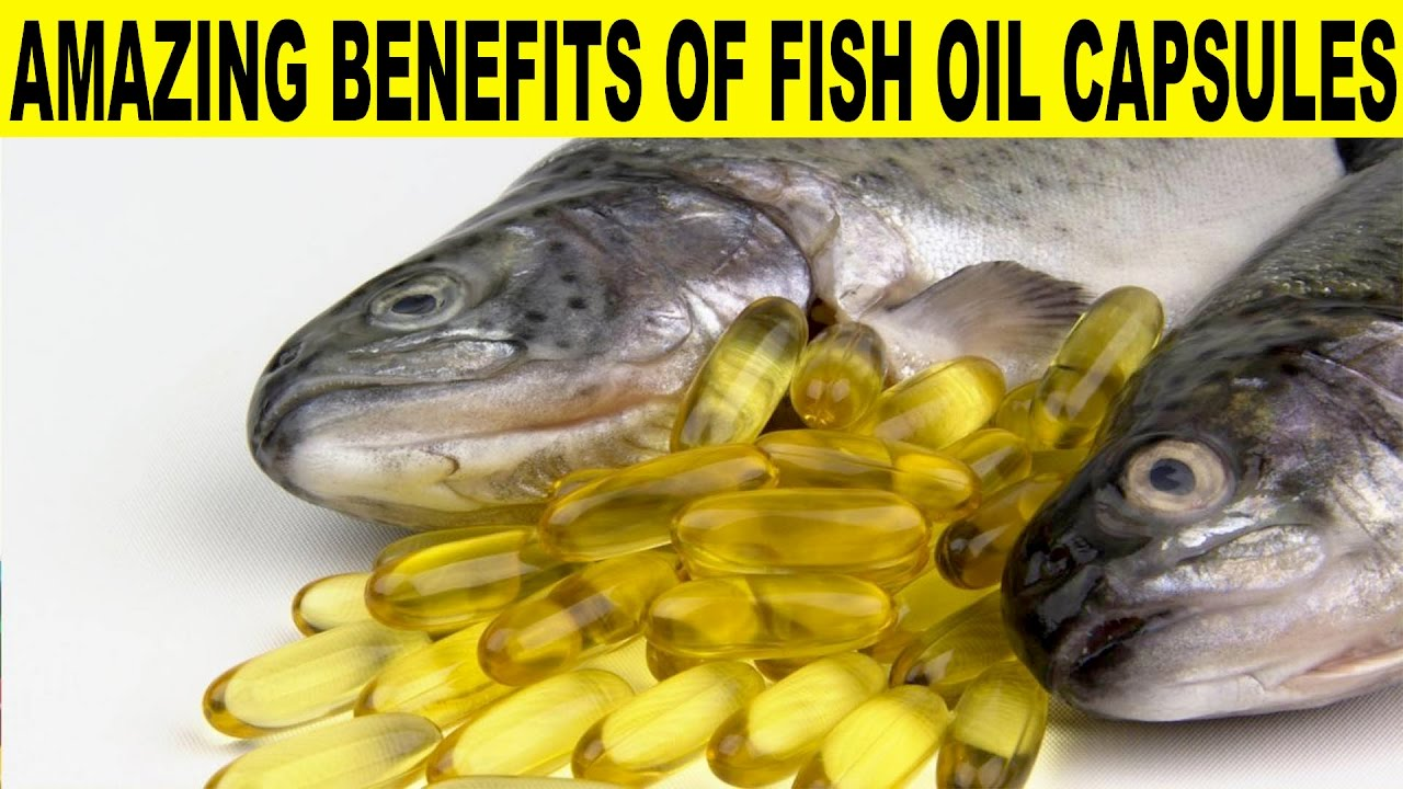 Health and beauty for Advantages of fish oil