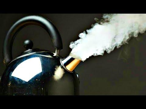 Почему нельзя кипятить воду больше одного раза...Эта привычка может сократить жизнь..