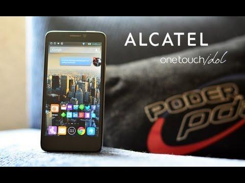 Alcatel OneTouch Idol de Telcel - Análisis
